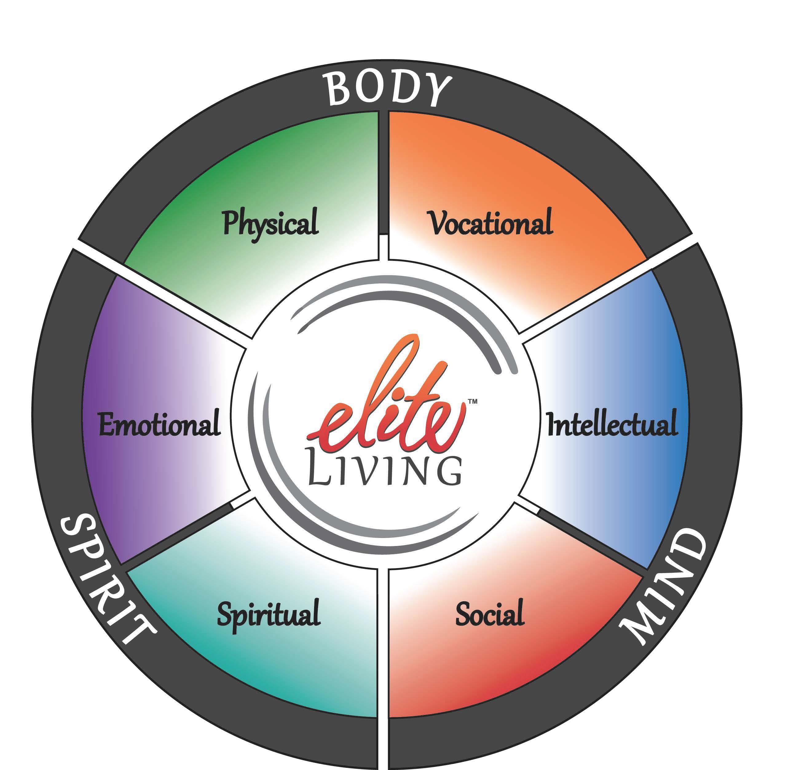 Six Dimensions of Wellness Chart3