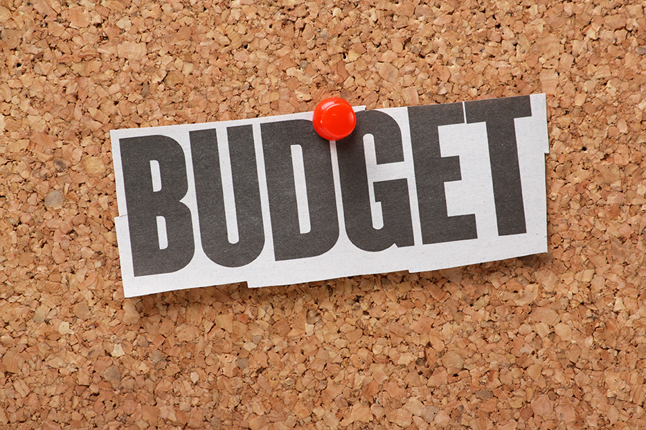 bigstock-Budget-Newspaper-Clipping-50332265