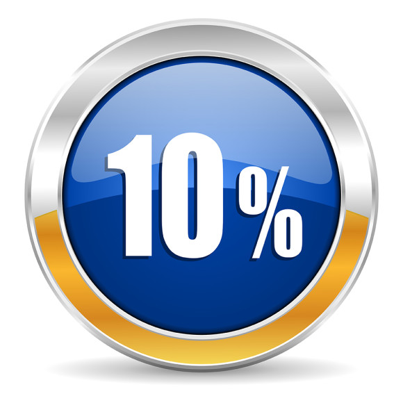 The 10% Savings Goal