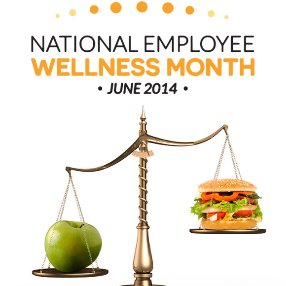 Employee Wellness Month Challenge