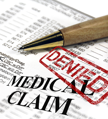 Medical Review of Claims — THE ADR