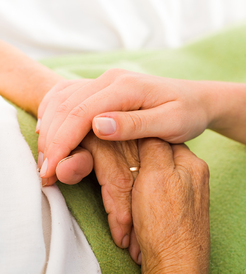 Nurses Helping Elderly