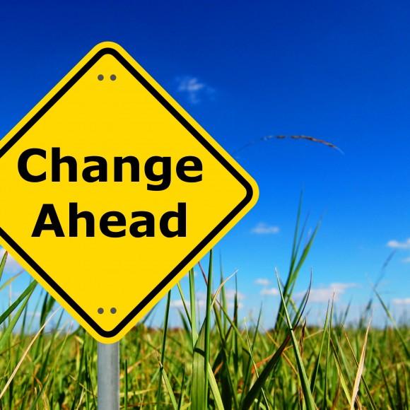 Change…is Inevitable